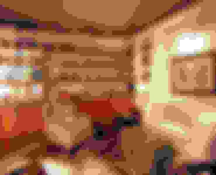 Bureau de style  par IDALIA DAUDT Arquitetura e Design de Interiores