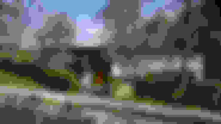 Дома в . Автор – JR Arquitectos
