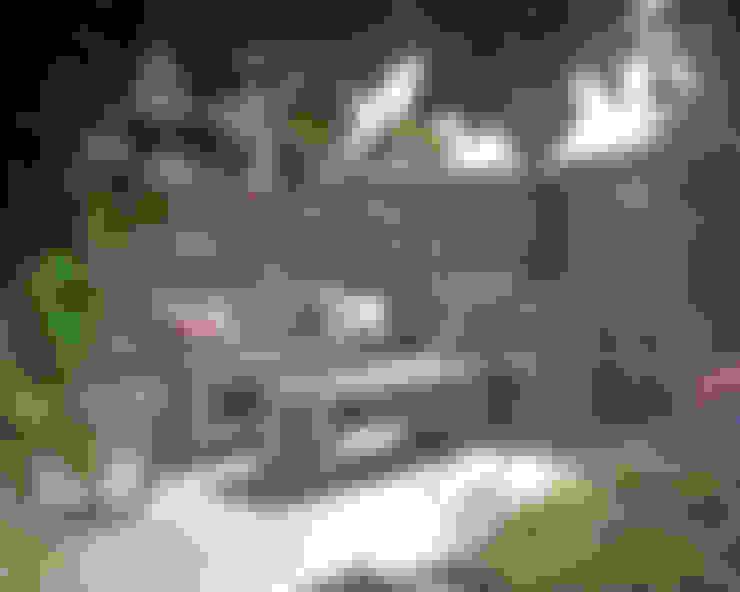 Балкон, веранда и терраса в . Автор – oggi-beton