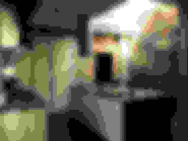 Cozinhas  por Architect Hugo Castro  - HC Estudio  Arquitectura y Decoración