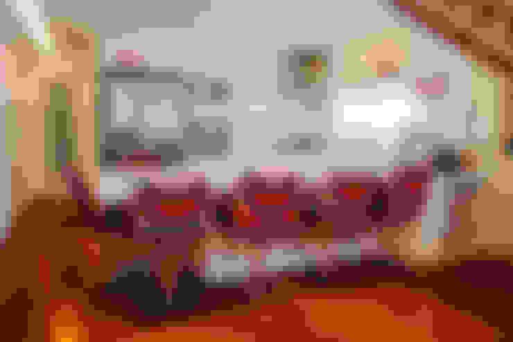 Conceito Loft: Cozinhas  por Lilian Barbieri Interior Design