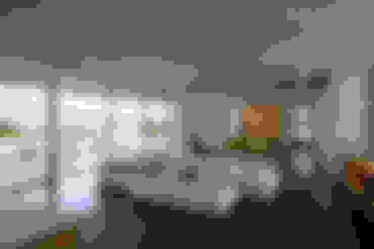 Salas de estar  por Osa Architettura e Paesaggio