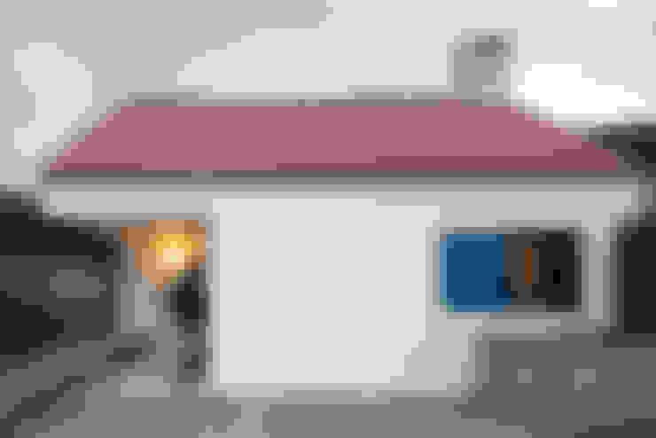 Casas  por SAMF Arquitectos