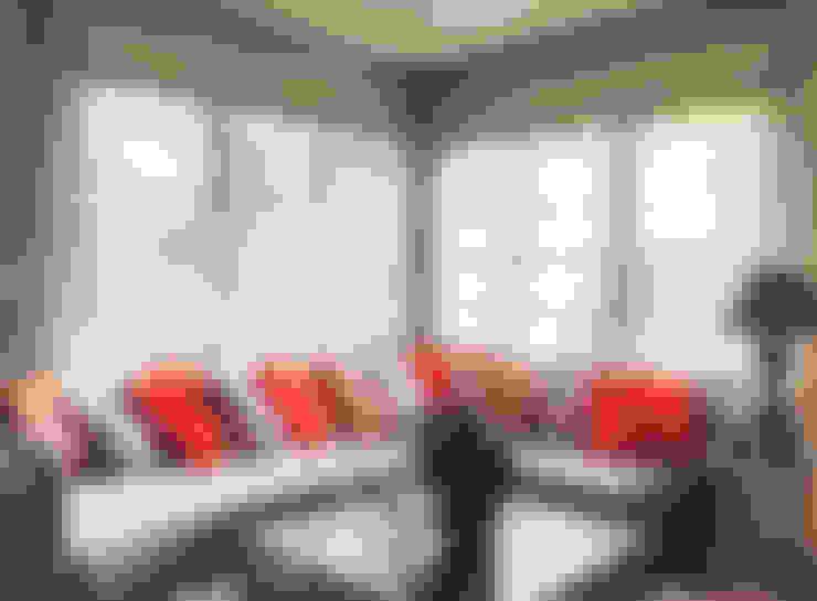 Salas / recibidores de estilo  por homify