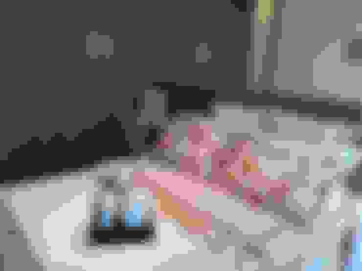 Dormitorios de estilo  por SD arquitetura & Interiores