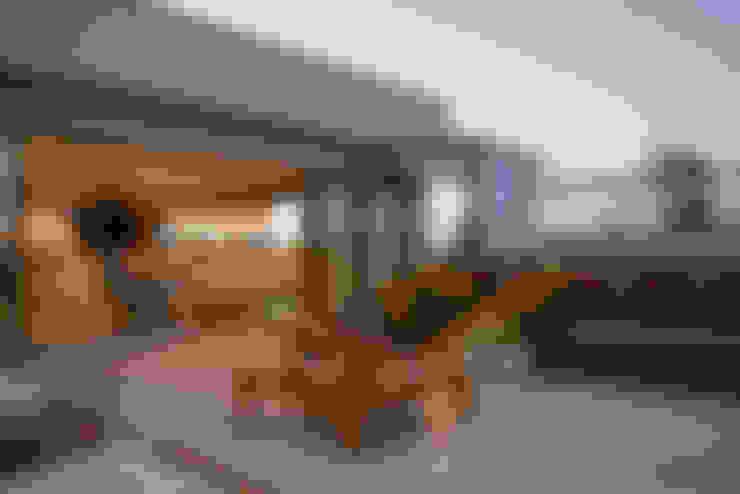Terras door Michele Moncks Arquitetura