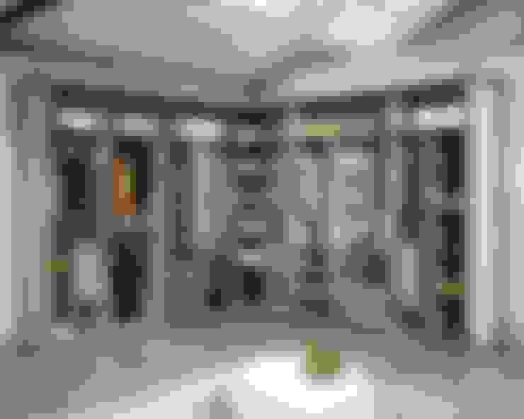 غرفة الملابس تنفيذ TODOMADERA ESTEPONA