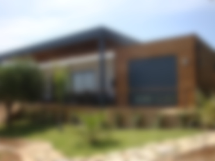 Casas de estilo  por KITUR