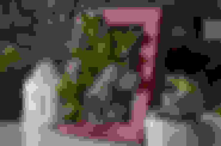 Cuadro Vivo: Hogar de estilo  por Kentia Decosustentable