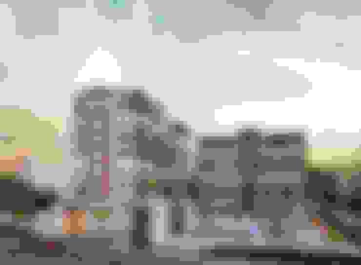 VERO CONCEPT MİMARLIK – Statü Güzelyurt Konutları:  tarz Evler