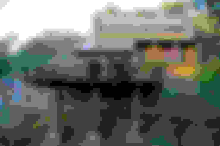 Vista Geral: Casas  por Carlos Bratke Arquiteto