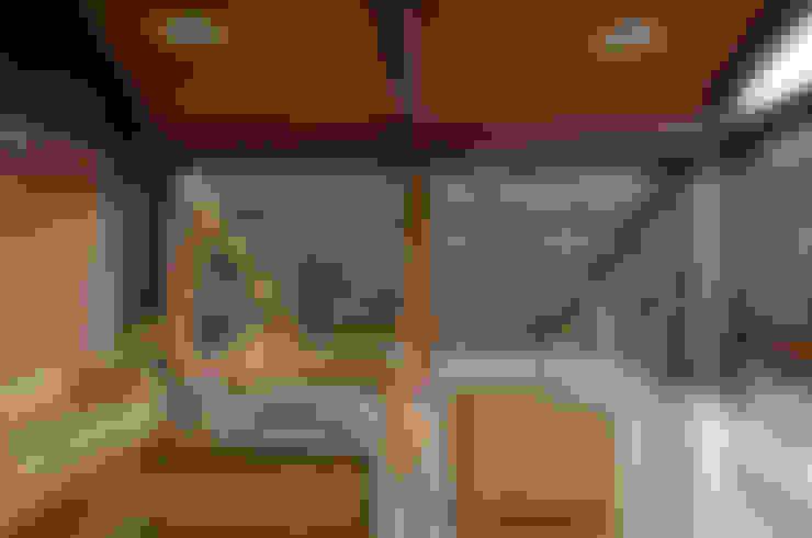 Sala de Estar: Salas de estar  por Carlos Bratke Arquiteto
