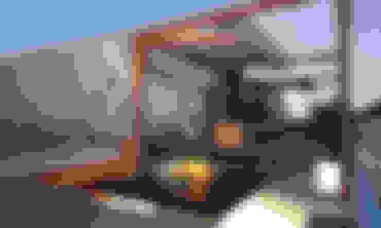 BWorks  – TD HOUSE:  tarz Teras