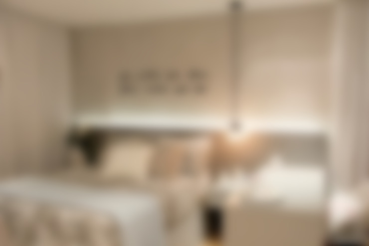 Reforma Apartamento Guarapari: Quartos  por STUDIO 52