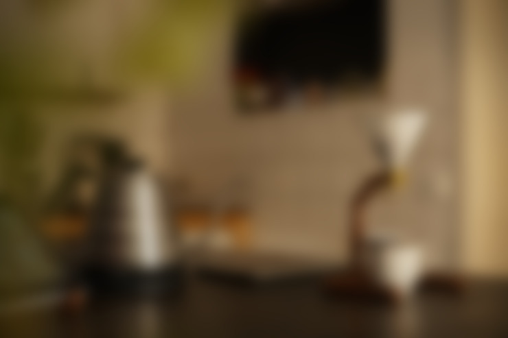 Kitchen by COPPER COFFEE