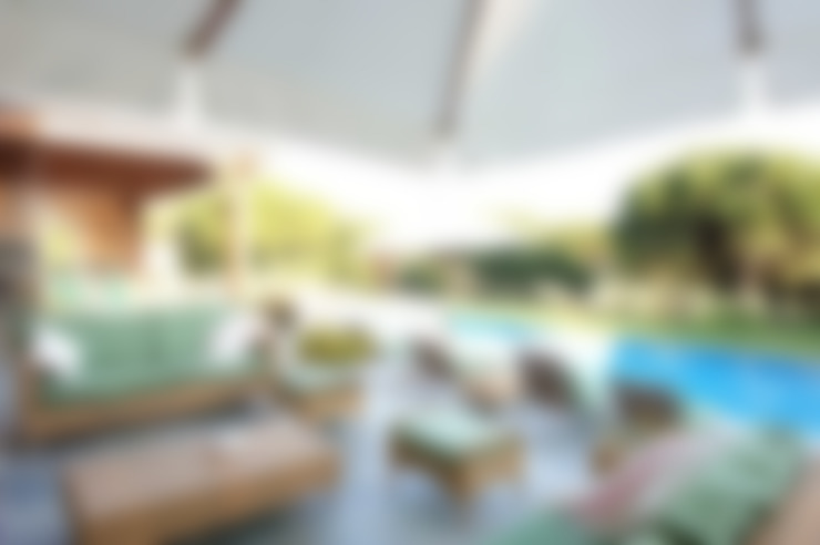 Jardines de estilo  por PLAN Associated Architects