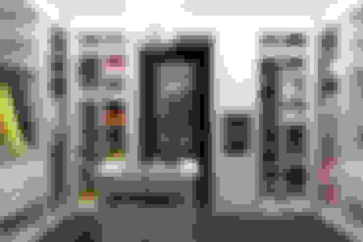 Dressing room by Дизайн студия Жанны Ращупкиной