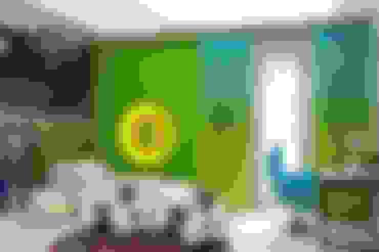 Kinderzimmer von Дизайн студия Жанны Ращупкиной