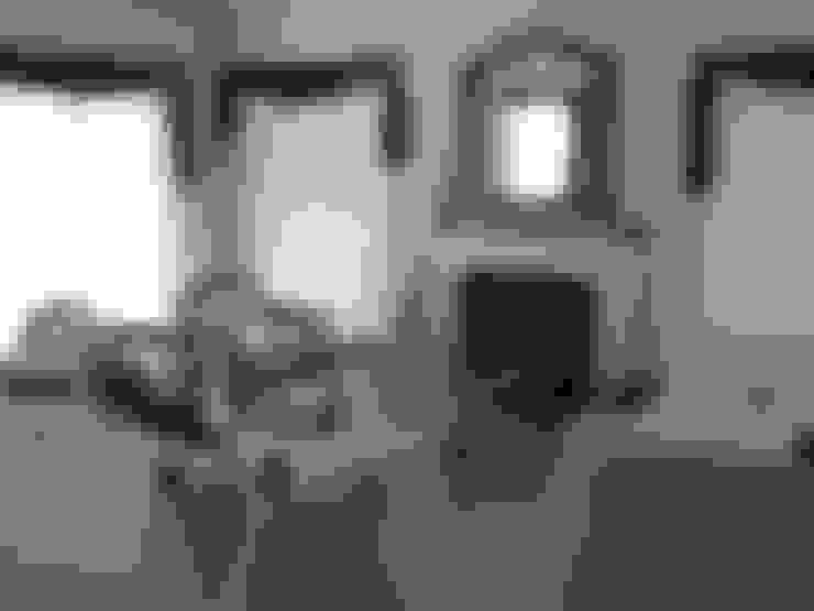 Casa en Barrio Nautico: Livings de estilo  por Grupo PZ