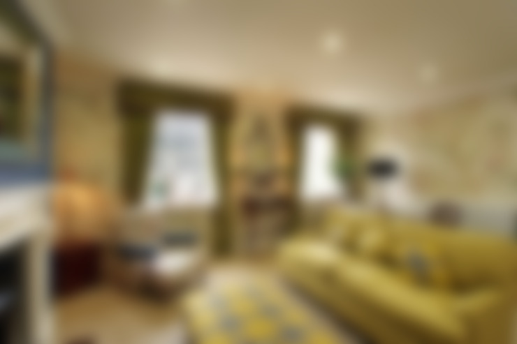 Living room by Peter Silk