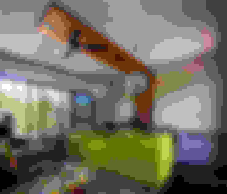 Salas / recibidores de estilo  por Studio Arquitectos
