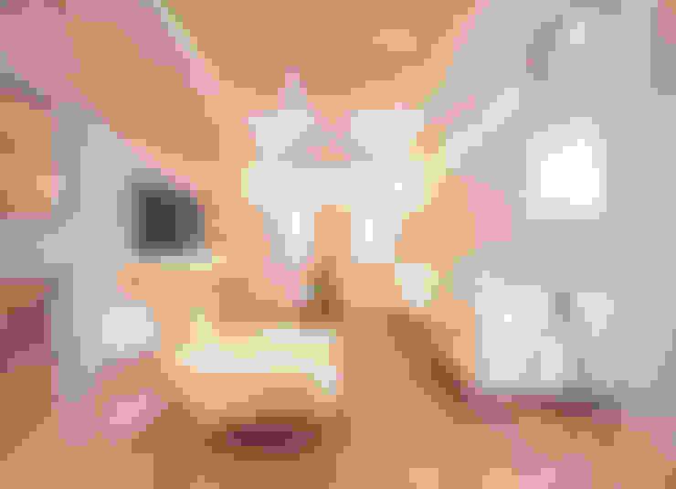 Salon de style  par Студия интерьерного дизайна happy.design