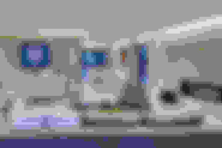 Дом в Афинах: Гостиная в . Автор – ООО 'Студио-ТА'