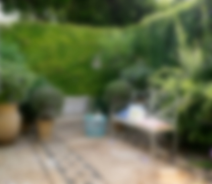 Jardines de estilo  por Melian Randolph
