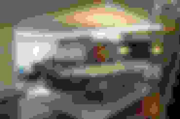 غرفة السفرة تنفيذ Grupo HC