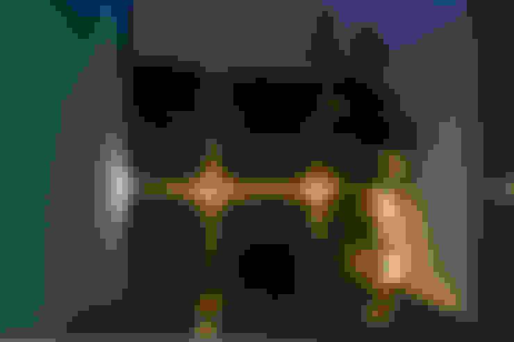 Terrasse de style  par INDICO