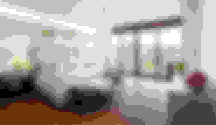 Dormitorios de estilo  de Imativa Arquitectos
