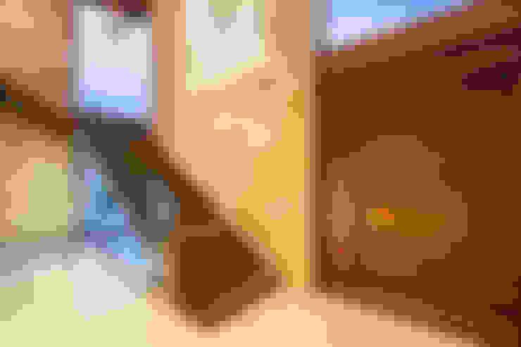Pasillos y vestíbulos de estilo  de Imativa Arquitectos