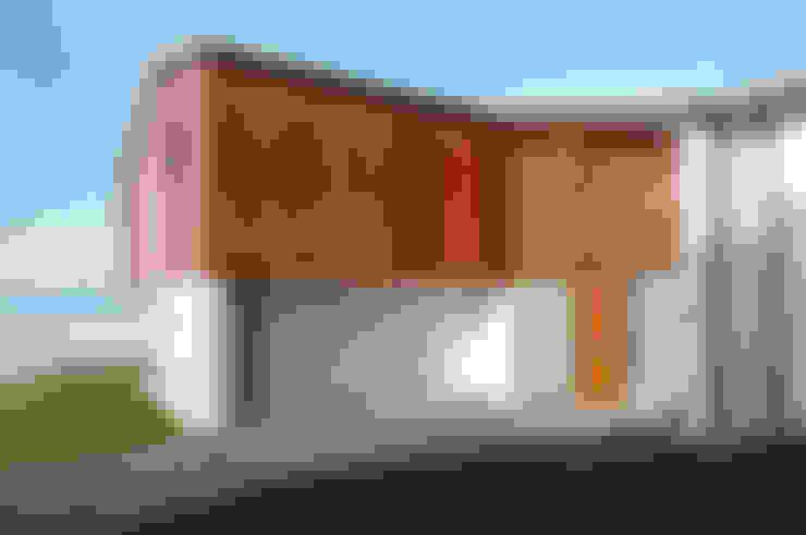 Casas  por RUBIO · BILBAO ARQUITECTOS