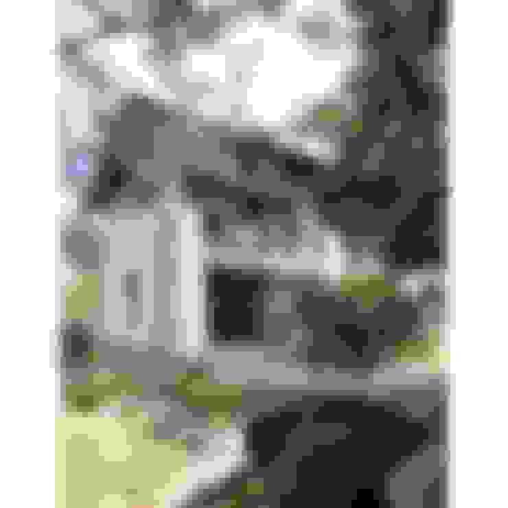 """Загородный дом """"Ч"""". Вид со стороны участка:  в . Автор – Vadim Bogdanov"""