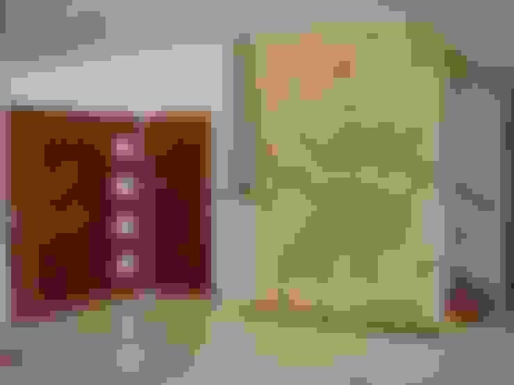 الممر والمدخل تنفيذ SANTIAGO PARDO ARQUITECTO
