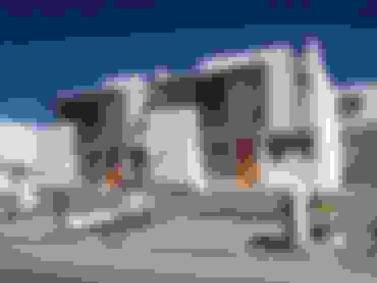 Casas  por SANTIAGO PARDO ARQUITECTO