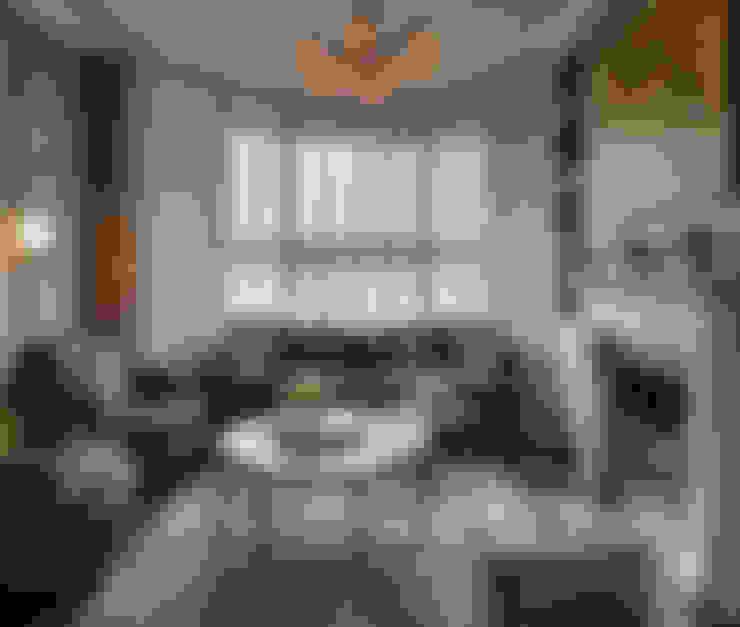 Living room by Rebecca James Studio