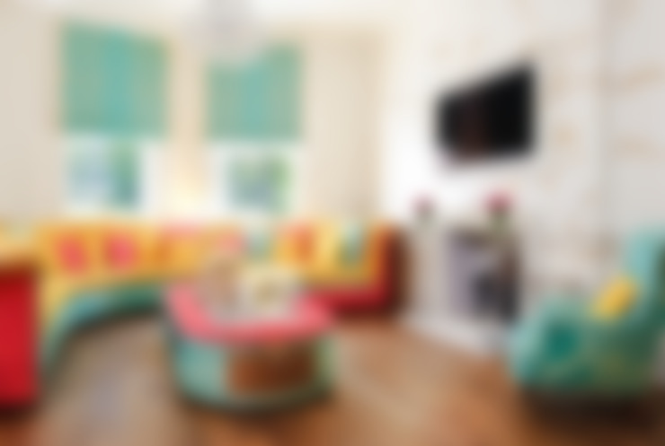 Salas de estar  por Rebecca James Studio