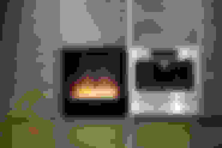 Кухня в . Автор – Planika Fires