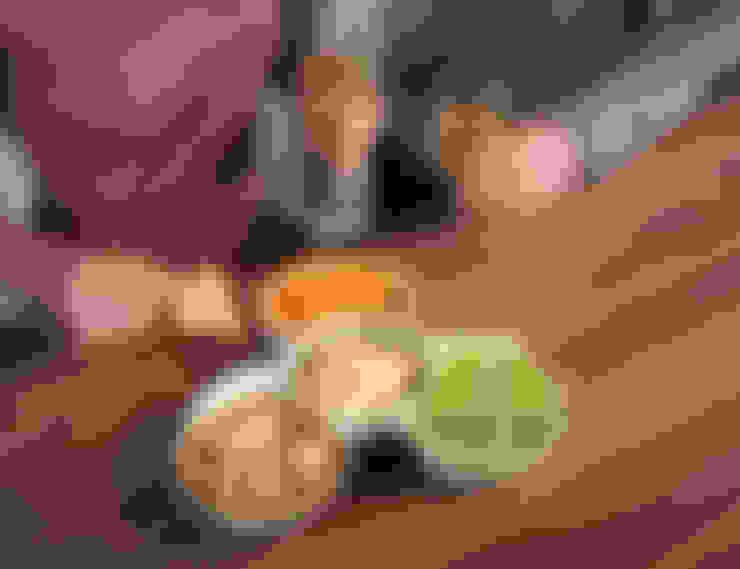 Менажница со съемной чашей Triple Dish™ белая/зеленая: Кухня в . Автор – Enjoyme