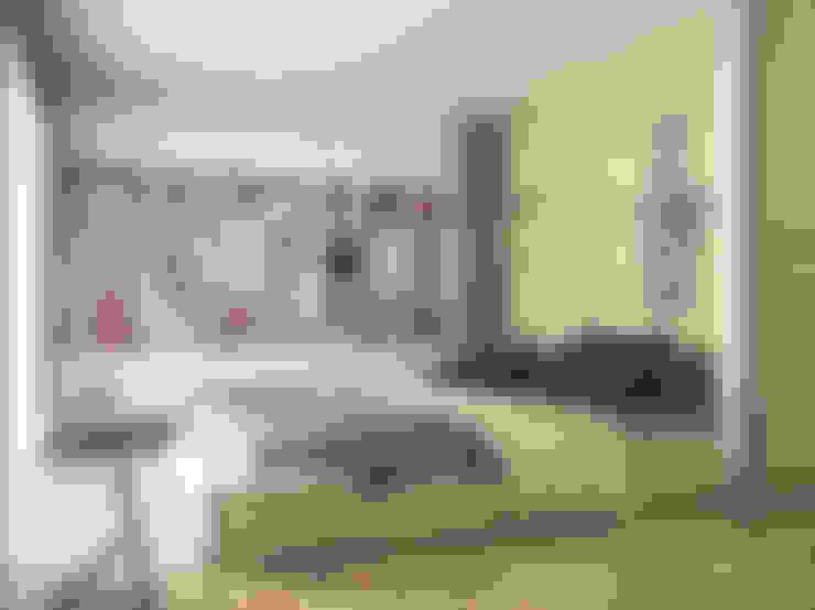 Chambre de style  par The Goort