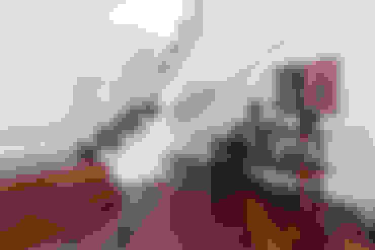 الممر والمدخل تنفيذ Danielle Tassi Arquitetura e Interiores