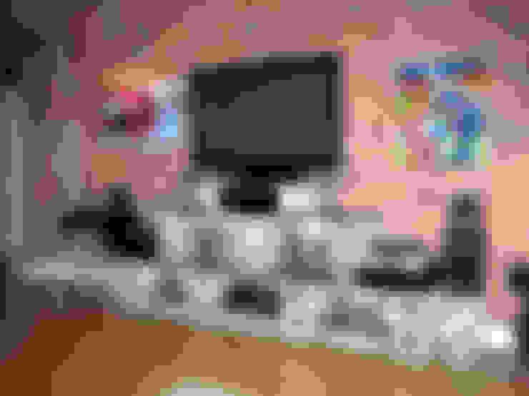Living room by ENFOQUE CONSTRUCTIVO