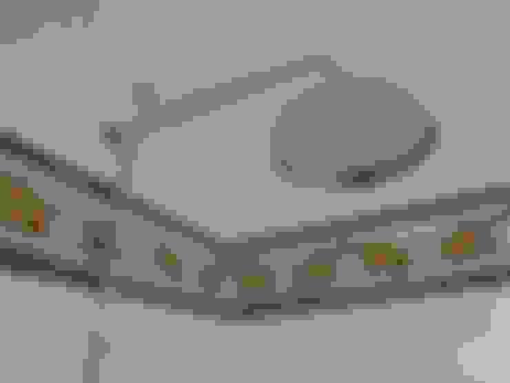 Banheiros  por Paul D'Amico Remodels