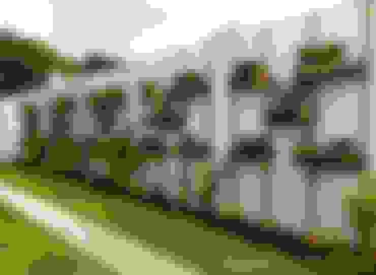 庭院 by Bambootec