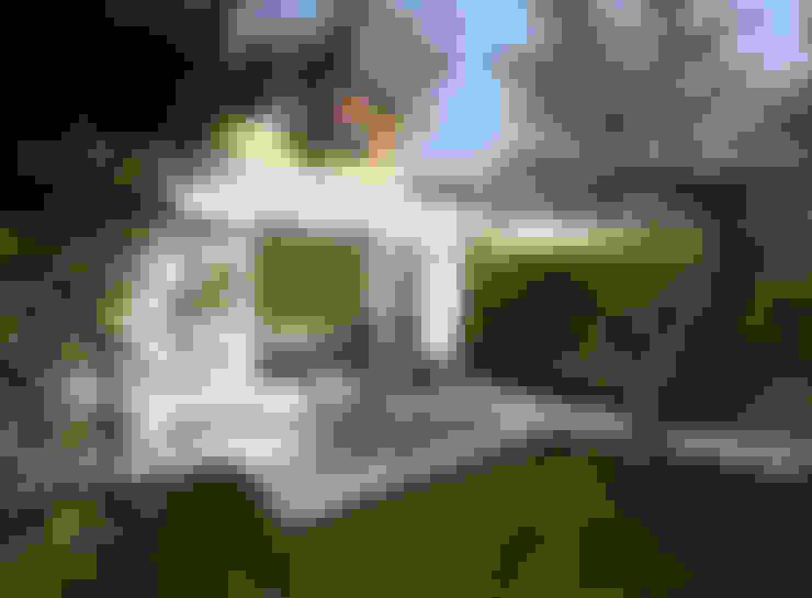 庭院 by bilune studio