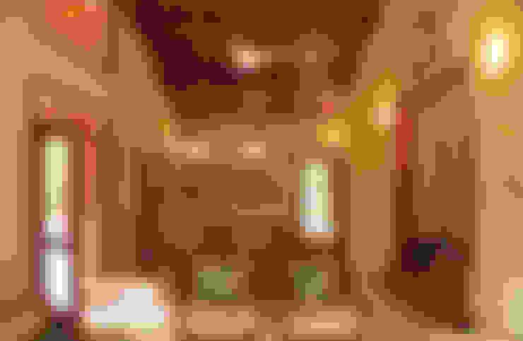 RAC ARQUITETURA:  tarz Oturma Odası