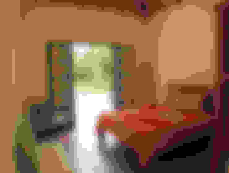 RAC ARQUITETURA:  tarz Yatak Odası