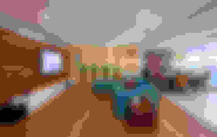 Cobertura VL: Salas multimídia  por Studio Novak