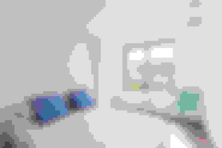 ISLABAU constructora:  tarz Yatak Odası